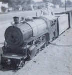 Tiny Town Express Train
