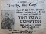 Smitty the Cop 1952