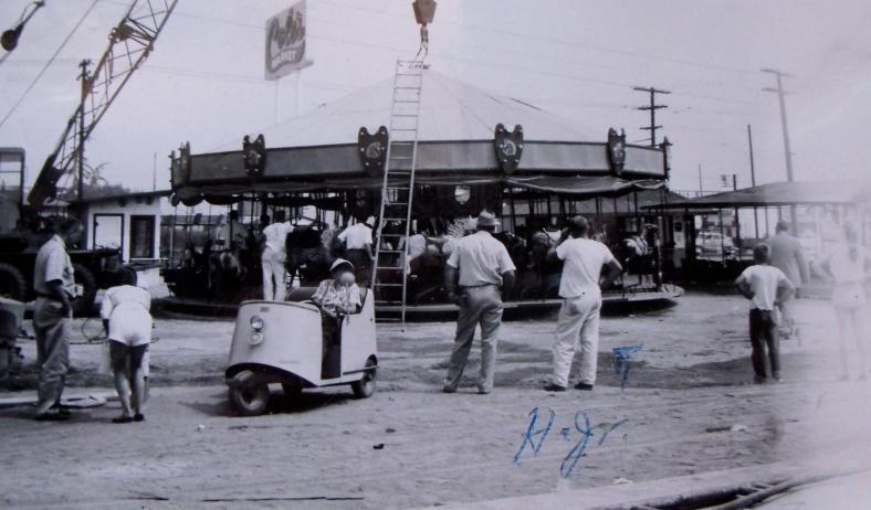 Moving Day September 1958