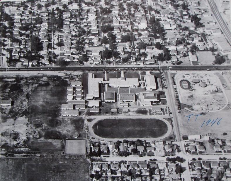 Tiny Town Park 1946