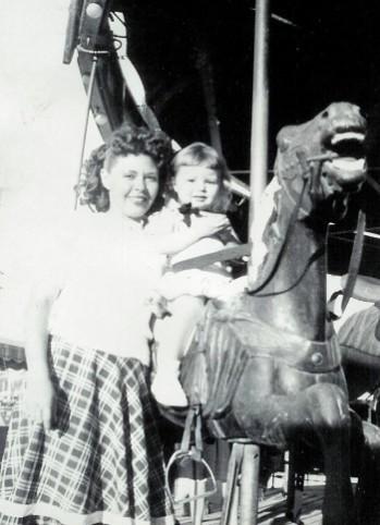 Pat _Candy carousel 51