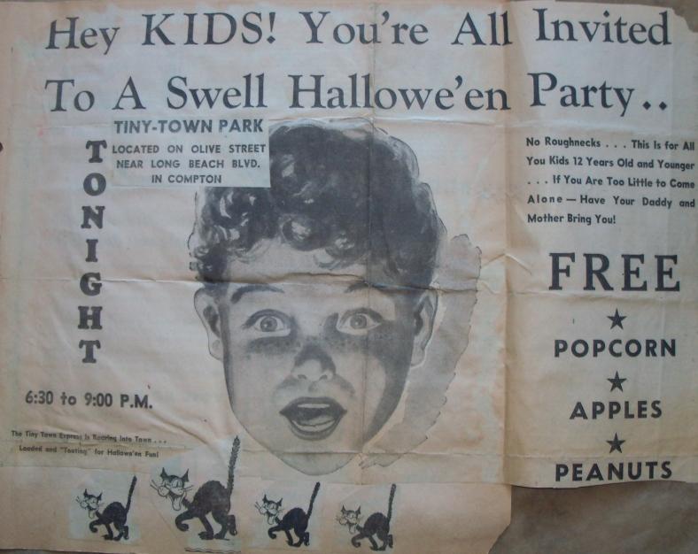 TT Halloween Party